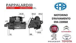 MOTORINO-D-039-AVVIAMENTO-ERA-220068A-CITROEN-NEMO-FURGONATO-O-E-96-640-169-80