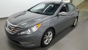 2012 Hyundai Sonata Limited, cuir, toit ouvrant, seulement 97000