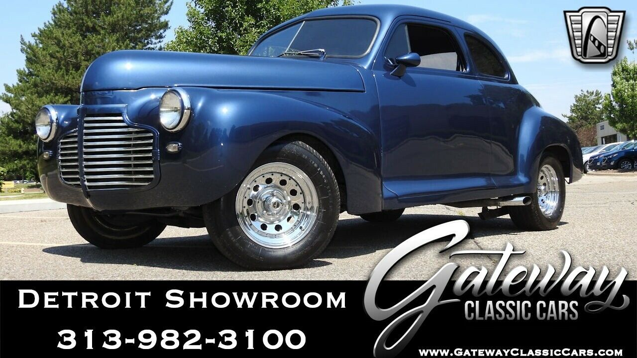 1941 Chevrolet Other  Metallic Blue 1941 Chevrolet Coupe Coupe 350 CID V8 Automatic Available Now!