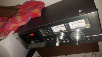 Vintage Akai Gxc-706d Stereo Cassette Deck