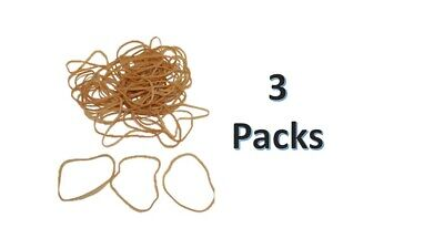 975 Supply Rubberbands Size 16 - 1lb. Bag - 3 Pack.