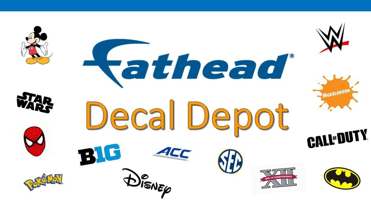 Fathead Decal Depot