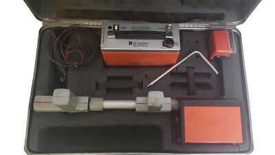 Metrotech 810 Pipe Cable Utility Line Locator W Case