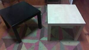 2 Ikea side tables for free! East Geelong Geelong City Preview