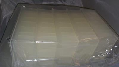 5 Pack Large 96 Deep Well Microtiter Storage Plates 1.2 Mlwell Microplate