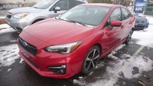 2017 Subaru Impreza Sport-tech w/Tech Pkg NEW PROGRAMS APPLY UNT