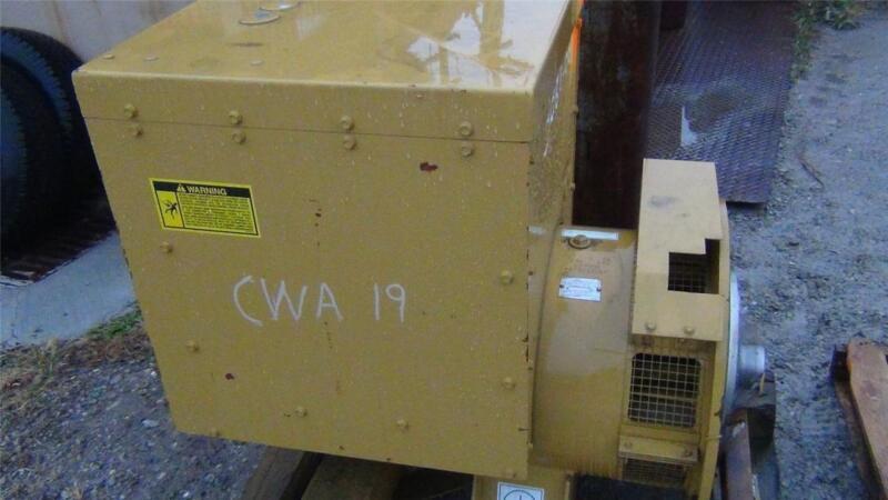 Caterpillar SR4 Generator End - Fresh Rebuild - Excellent w/ Warrantee !