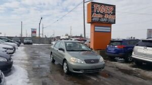 2004 Toyota Corolla CE**ONLY 107KMS**AUTOMATIC**VERY CLEAN**CERT