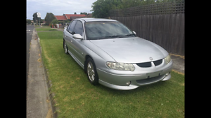2001 Holden Commodore Sedan Mill Park Whittlesea Area Preview