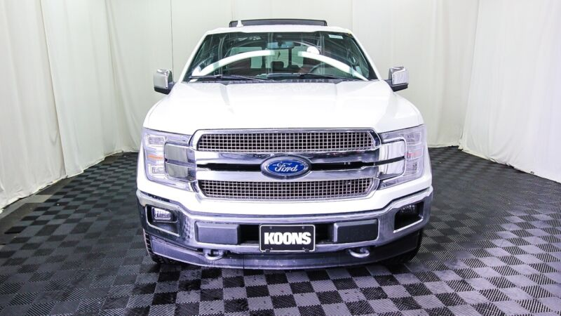 Image 2 Voiture American used Ford F-150 2020