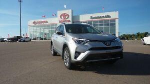 2016 Toyota RAV4 Limited $126 / WEEK OAC! GET IT NOW!!