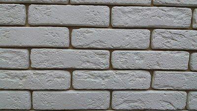 Silicone Molds 4 Bricks Stone Form Gypsum Tiles Concrete Stamp Facing Plaster