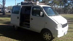 Full equiped backpacker van REGO WA Van/Minivan Cairns Cairns City Preview