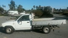 1996 Toyota Hilux Other Glen Davis Lithgow Area Preview