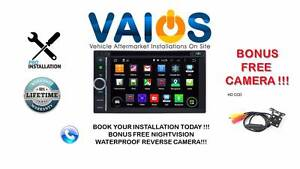 DVD, GPS, BLUETOOTH, Android 5.1.1 -1.6 GHz + FREE REVERSE CAMERA Brisbane City Brisbane North West Preview