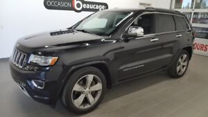 2014 Jeep Grand Cherokee Overland, écodiesel, navigation, hitch