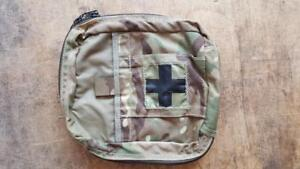British Army Osprey IFAK MTP Pouch First Aid Multicam Molle