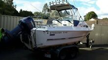 Fishing boat Wallan Mitchell Area Preview