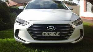 2017 Hyundai Elantra Elite 2.0 Mpi 6 Sp Automatic 4d Sedan