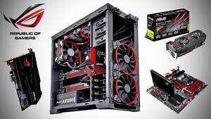 Sydney professional computer builders, WaterCooled Gaming Systems Prestons Liverpool Area Preview