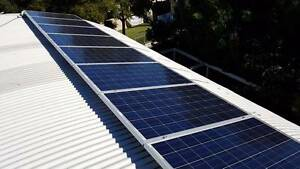 Solar Panels and Inverter 2KW Complete system Seaforth Manly Area Preview