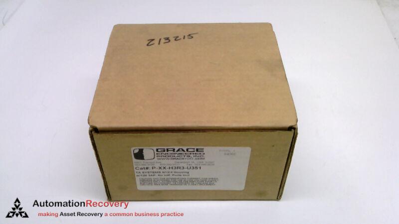 Grace Engineered P-xx-h3r3-u351, Graceport Interface, 120vac, 3a,, New #221245