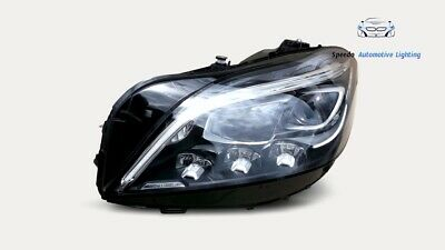 SCHEINWERFER LINKS MERCEDES CLS W218 FACELIFT VOLL LED PHARE FARO TOP ZUSTAND !!