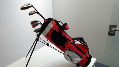 Junior Komplettset Graphit Bay Hill ® 6-9 J Golfset Kinder Kinderschläger (117) (Junior Golfschläger Graphit)