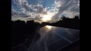 Solar panels and inverters for sale