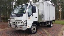 Isuzu NPR 300 Premium 2006 with Refrigerated 3 Pallet Body! Forest Lake Brisbane South West Preview