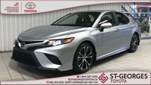 2018 Toyota Camry SE,TOIT OUVRANT,MAG