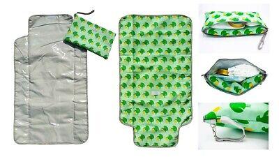 Restposten Schnäppchen!! - 50 Baby Wickelunterlagen mit Windeltasche! Top!