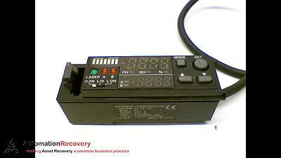 Keyence Lv-21p Digital Laser Sensor See Desc 153717