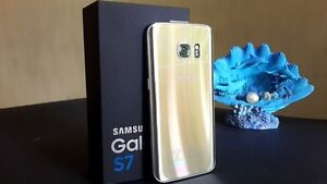 Samsung Galaxy S7 Mint original Box WIND