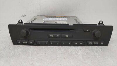 2007-2010 Bmw X3 Am Fm Cd Player Radio Receiver 62028