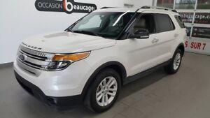 2015 Ford Explorer XLT 7pl, AWD, cuir, toit, navigation, hitch N