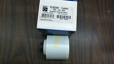 Brady Tls2200 Labels Ptl-29-428   W286