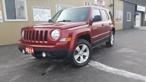 2014 Jeep Patriot North-4WD-HEATED SEATS-REMOTE START-ALLOYS