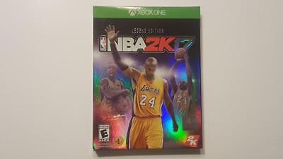 New NBA 2K17 - Legend Edition - Xbox One Sealed