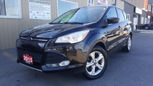 2015 Ford Escape SE-AWD-BACK UP CAMERA-HEATED SEATS