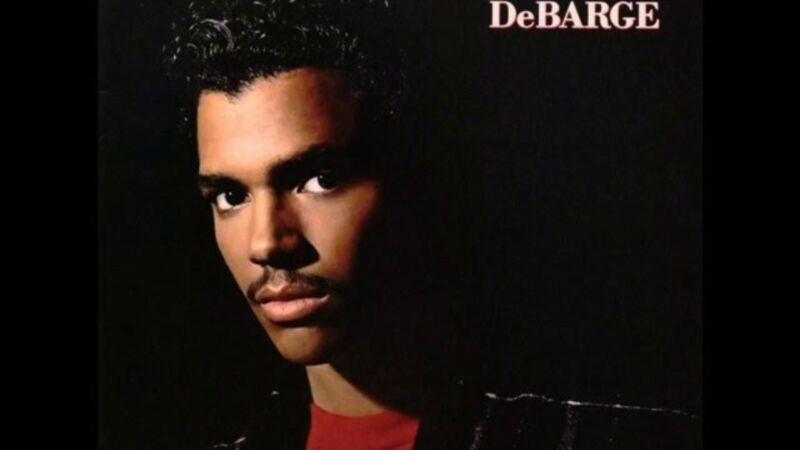 El DeBarge - self-titled audio cassette tape