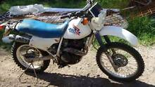 Honda XL250R - 1987 model Brightwaters Lake Macquarie Area Preview