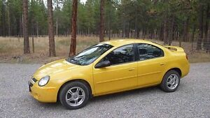 Wanted a dodge neon