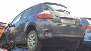 WRECKING A TOYOTA COROLLA ZRE HATCH 2011 FOR PARTS