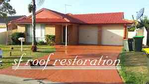 Roof driveway painting & cleaning Botany Botany Bay Area Preview