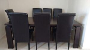 8 Seater dinning table on Sale for cheap Westmead Parramatta Area Preview