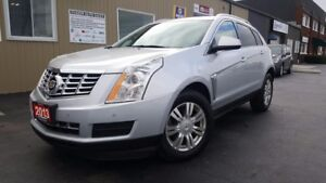 2013 Cadillac SRX NO HST 1 WEEK ONLY-4 Luxury-AWD-NAV-PAN ROOF