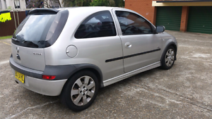 Holden Barina For sale 2001 model Meadowbank Ryde Area Preview