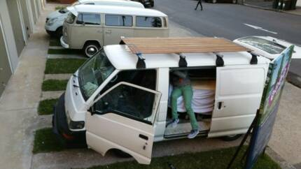 Mistubishi Express 2004 Campervan 220K kms Priced for quick sale! Cronulla Sutherland Area Preview