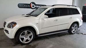 2012 Mercedes-Benz GL-Class GL550, grand édition, 7 places, navi